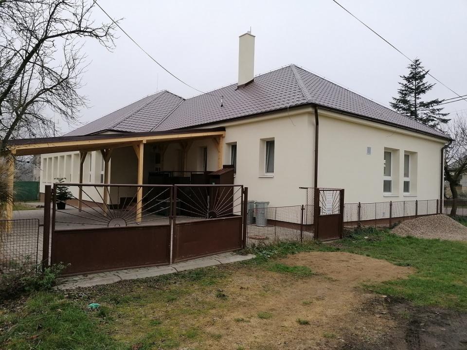 Magyar óvoda Ipolyvisken